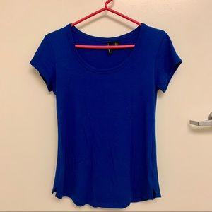 💙 Blue Cynthia Rowley Top 💙